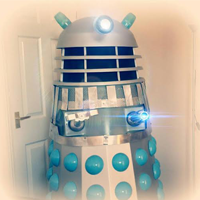Dalek Dave Mk3 coming to Exterminate at Sheffield Arena